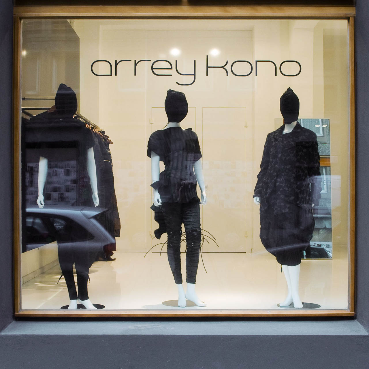array kono shop, Berlin - Mitte Resopal GmbH
